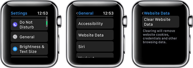 How to Browse the Internet on Apple Watch Through watchOS