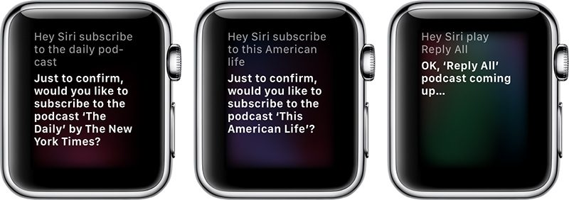 How to Use the Podcasts App in watchOS 5 - MacRumors