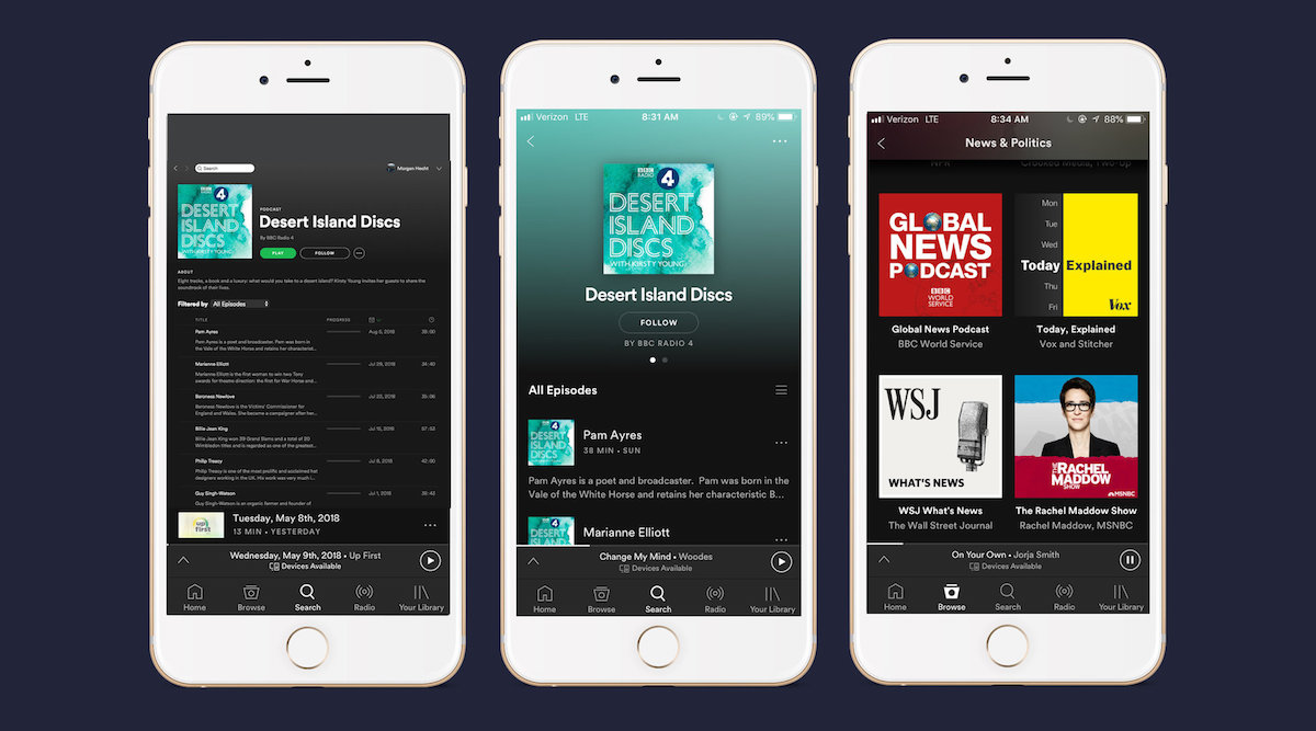 Spotify Continues Strong Push Into Podcasts With Addition of BBC s ... d8589f91299