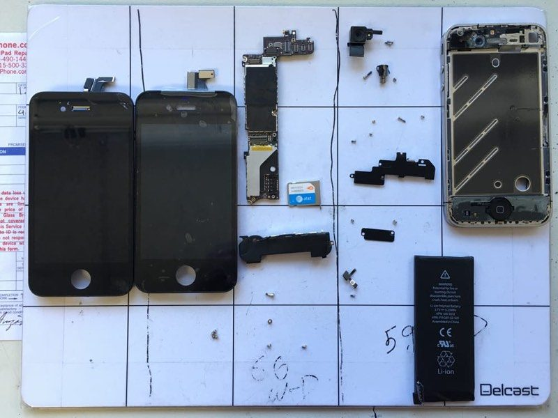 Inside The Iphone Repair Ecosystem Where Do Replacement Parts Come