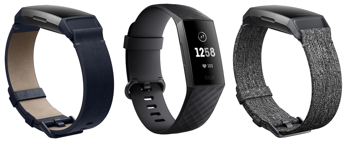 Fitbit Announces 'Charge 3' Fitness Tracker Launching in October for