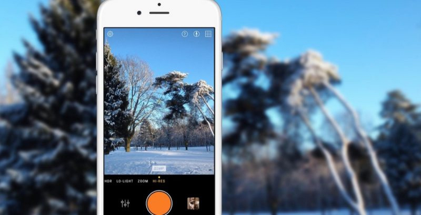 Hydra 1.5 Camera App Update Brings New Zoom and HDR Modes