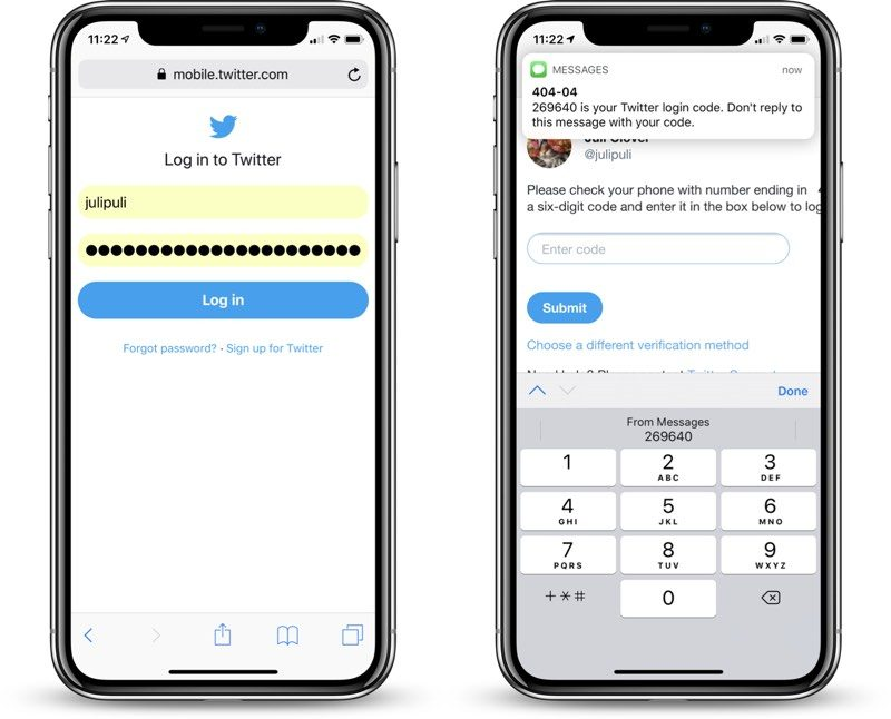 How Apple's iOS 12 Password AutoFill Feature Works With