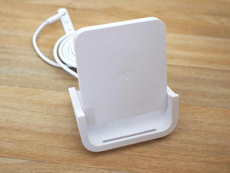 Logitech POWERED Wireless Charging Stand Review - MacRumors