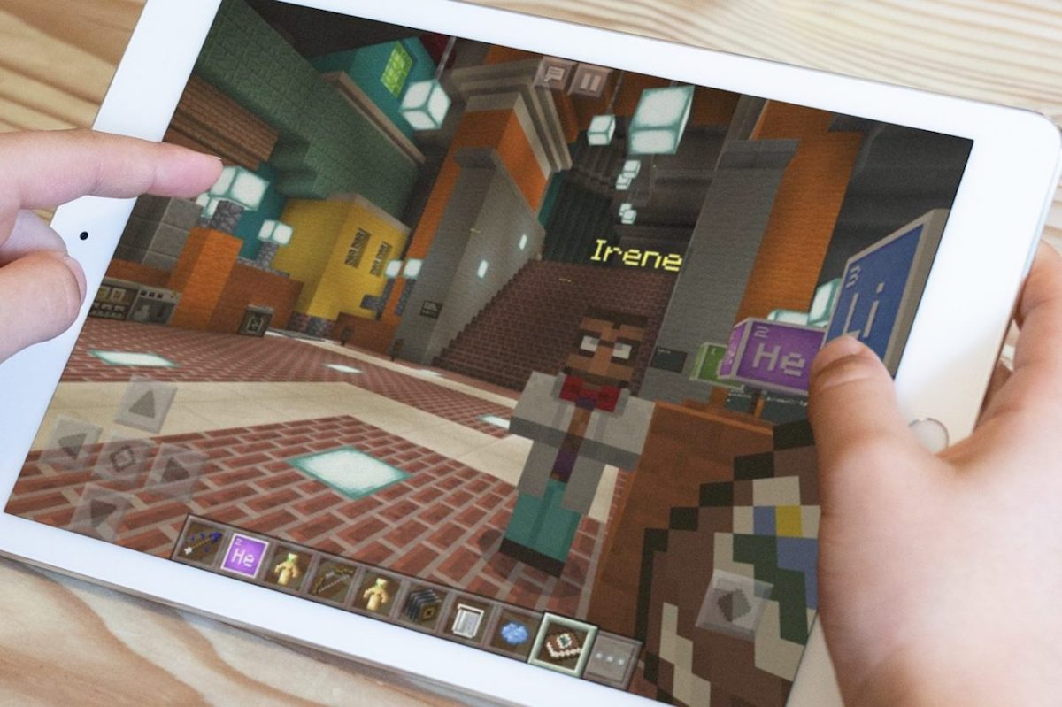 Minecraft: Education Edition' to Launch on iPad in September