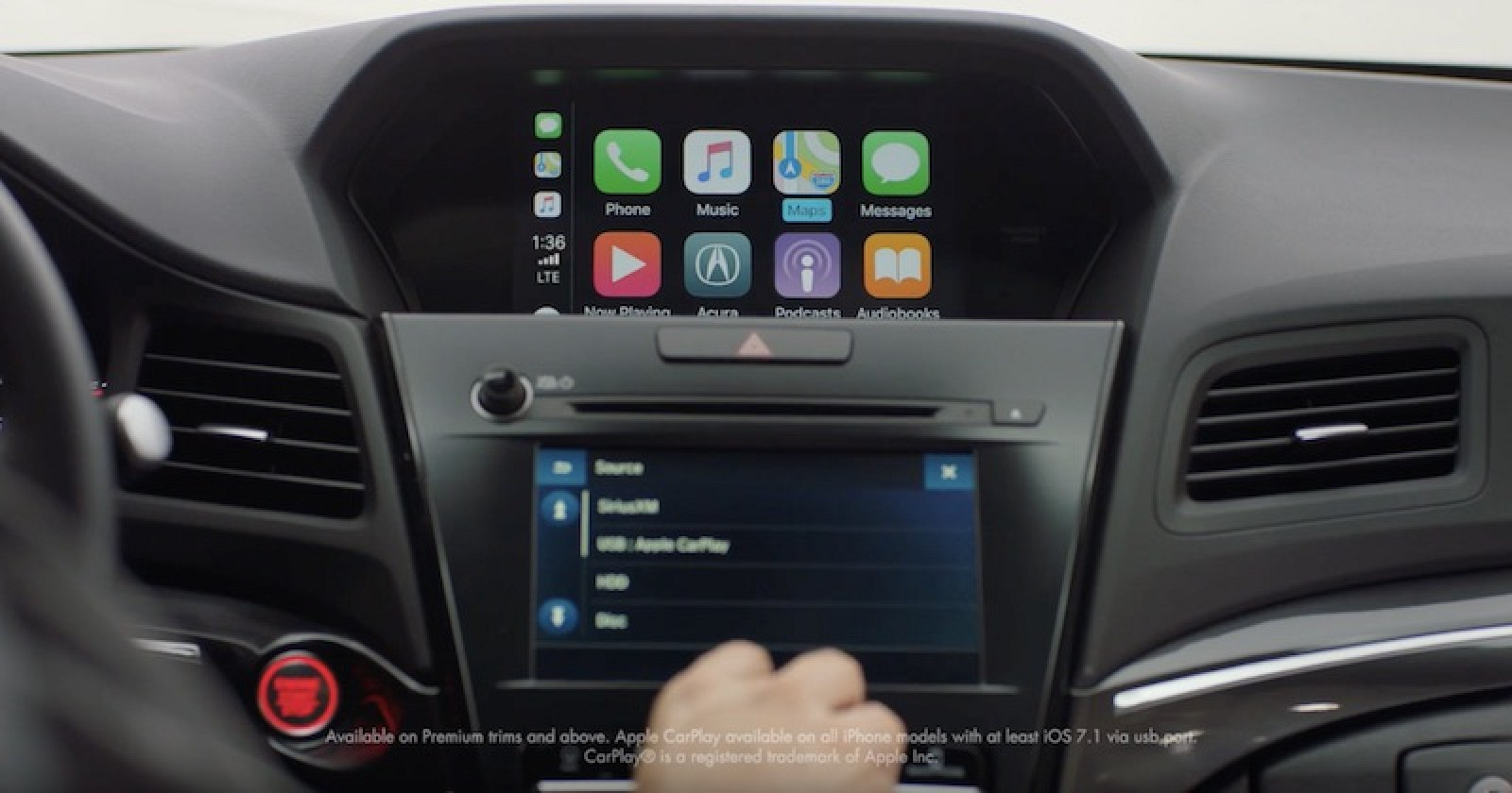 Carplay Available In Acura Ilx And Toyota Camry Starting With 2019 Models Updated Macrumors