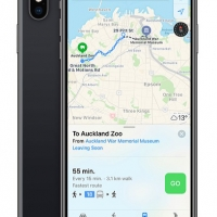4d51edf641 Apple Maps Now Provides Transit Directions Across New Zealand