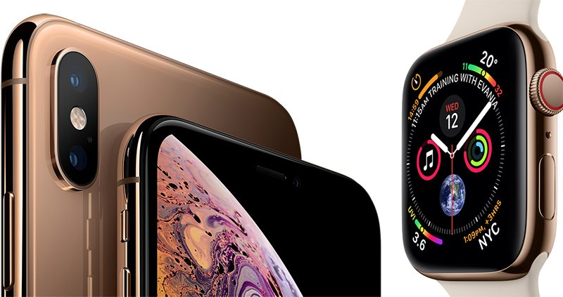 uk availability 7b24d d276b Kuo: Apple Watch Series 4 Pre-Orders Above Expectations, iPhone XS ...