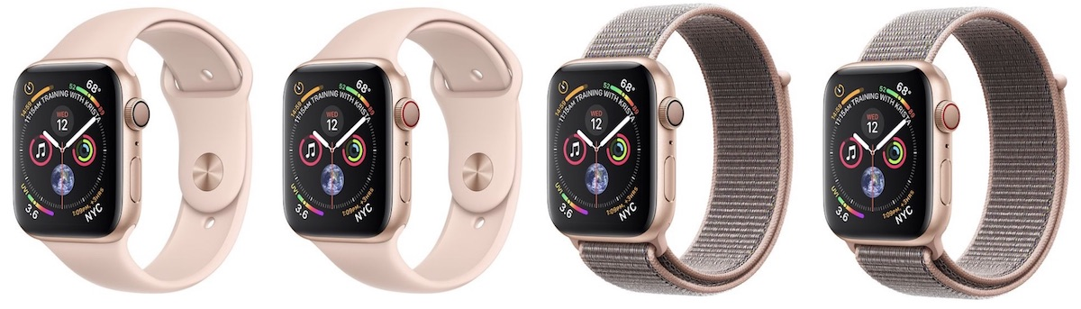 sports shoes a23d3 c9ab9 Here's Every Apple Watch Series 4 Collection Going Up for Pre-Order ...