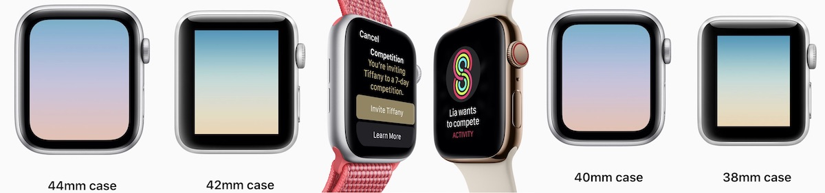 4378d6144a790 Apple Watch Series 4 vs. Apple Watch Series 3 - MacRumors
