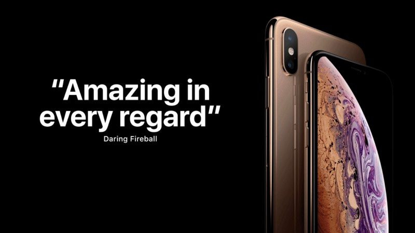 apple highlights iphone xs and iphone xs max reviews macrumors. Black Bedroom Furniture Sets. Home Design Ideas