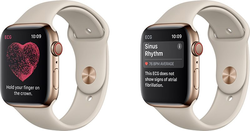 With A Next Generation Accelerometer And Gyroscope The Apple Watch Series 4 Can Detect If Fall Occurs By Analyzing Wrist Trajectory Impact
