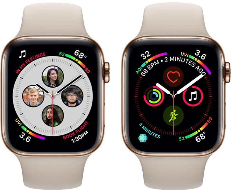 0be293a847e Apple focused heavily on health in the Series 4 Apple Watch models