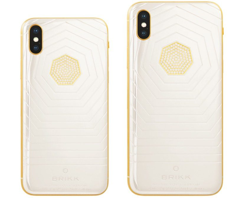 Brikk and Caviar Debut Ultra Expensive iPhone Xs and Xs Max