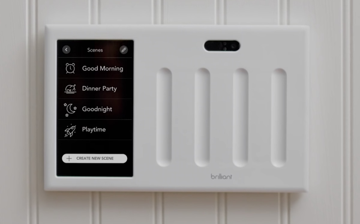 Brilliant Control\' Launches to Replace Regular Light Switches With ...