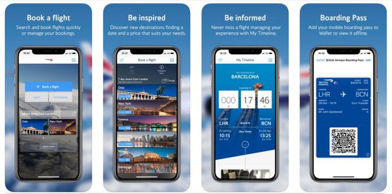British Airways Website and Mobile App Suffer Huge Customer Data