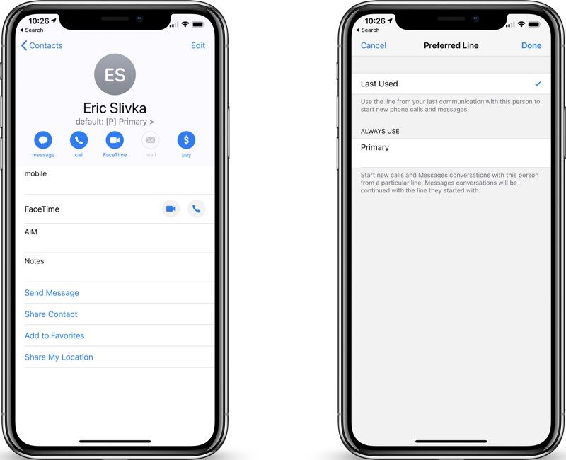 eSIM Functionality Available in iOS 12 1, But Carrier