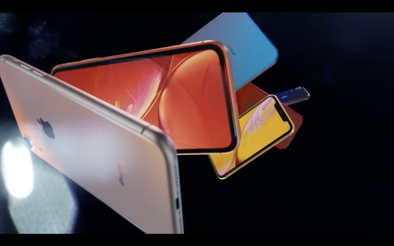 Apple Reveals 'iPhone Xr' With 6.1-Inch Liquid Retina LCD ...