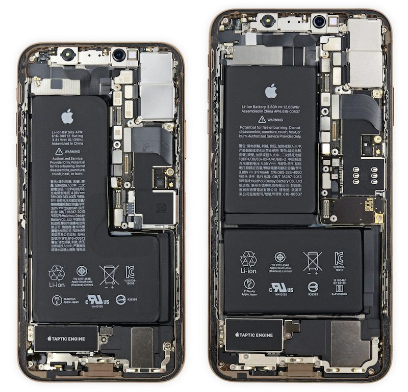 iPhone XS Max Component Costs Estimated at $453 [Updated] - MacRumors