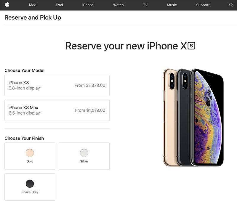 IPHONE XS IPHONE STORE
