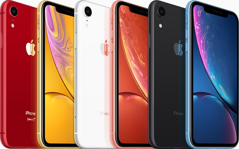 2613169e1e Apple has created iPhone XR in six colors, and this is the first time since  the 2013 iPhone 5c that iPhones have been available in colors other than  silver, ...