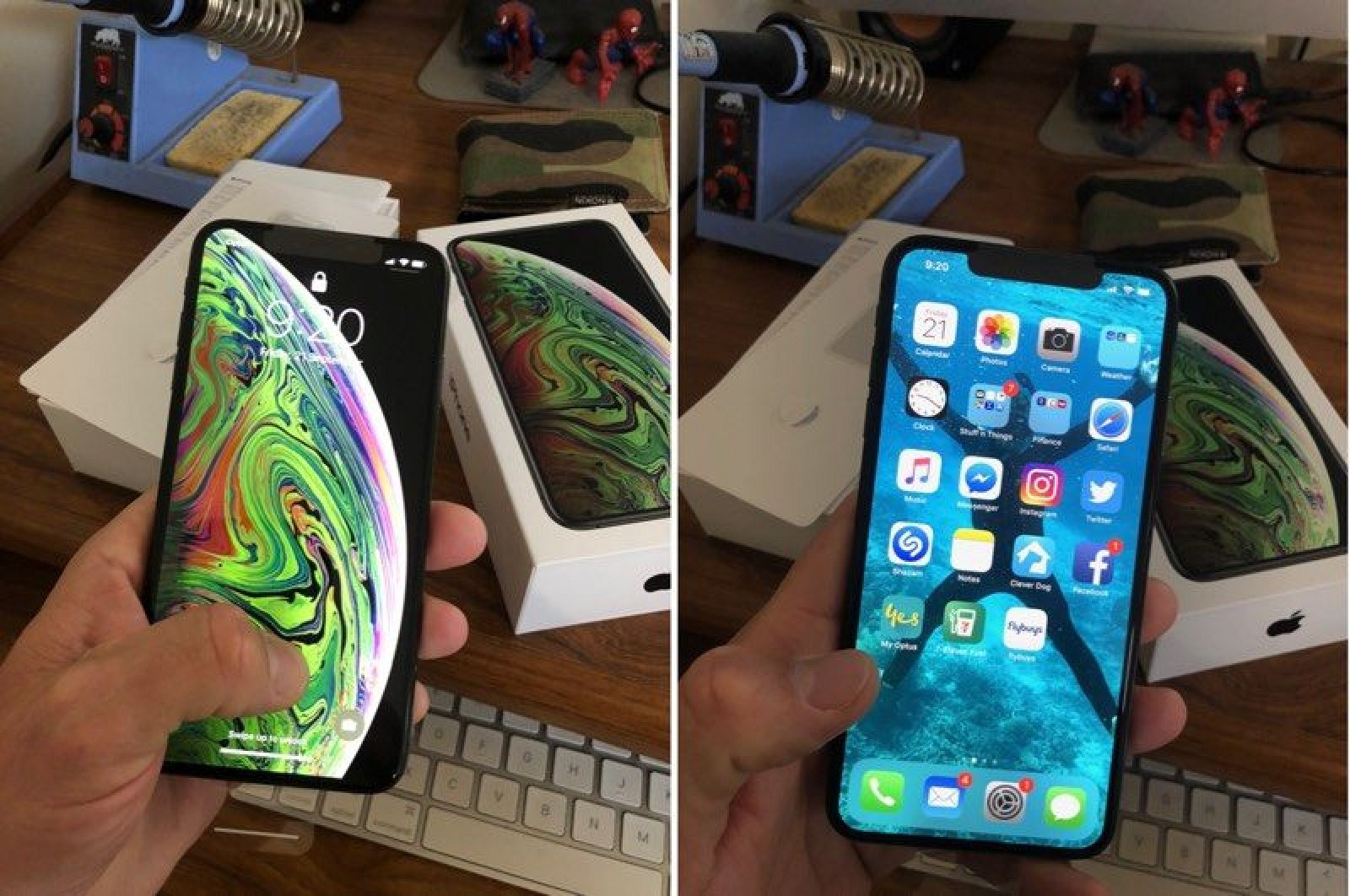 First Impressions From New Iphone Xs And Iphone Xs Max Users Mac Rumors