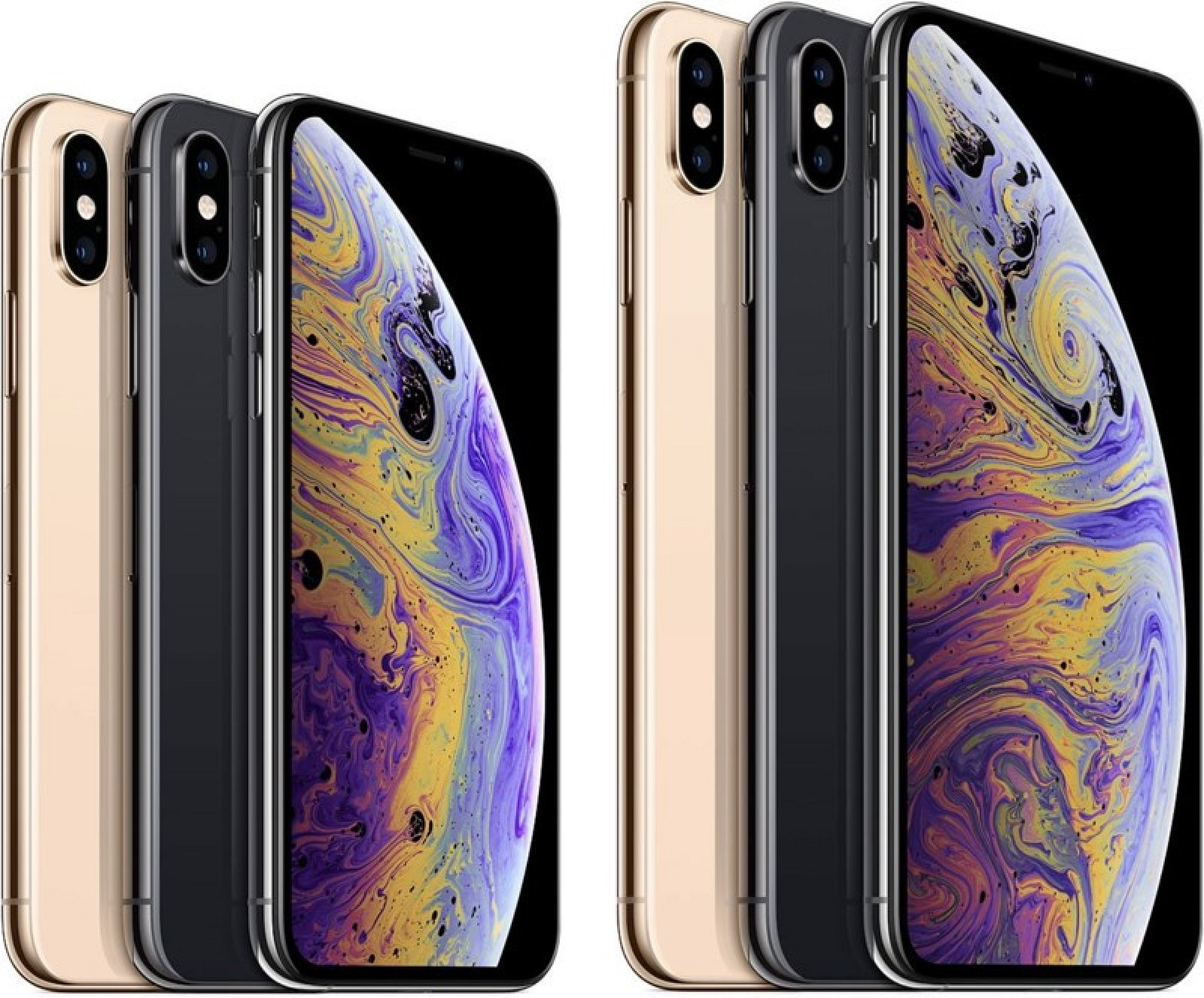 new styles 5eda2 1d0c9 iPhone XS and XS Max Feature Upgraded IP68 Water and Dust Resistance ...
