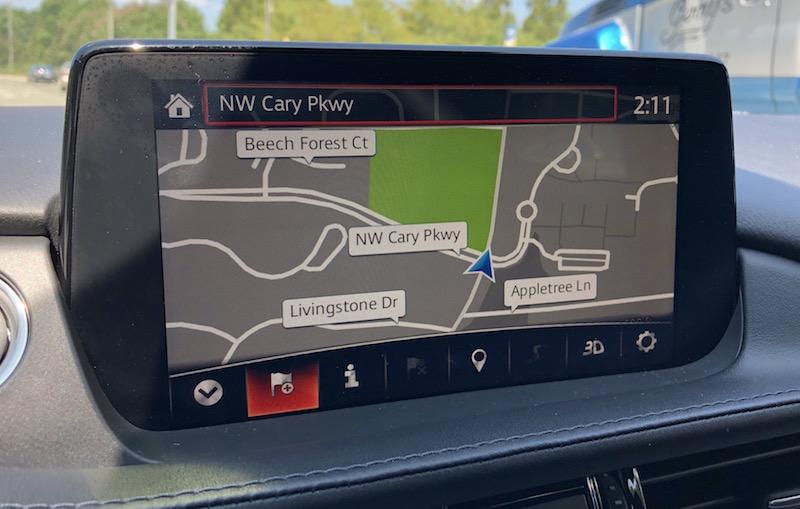 mazda cx 5 navigation sd card