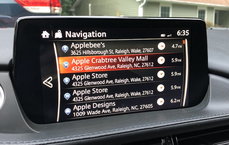 Review Mazda S Carplay Support A Welcome Addition For Iphone Users