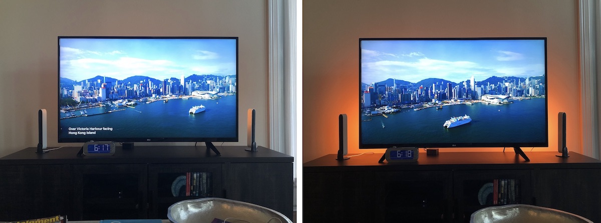 Philips Hue Play Review - MacRumors