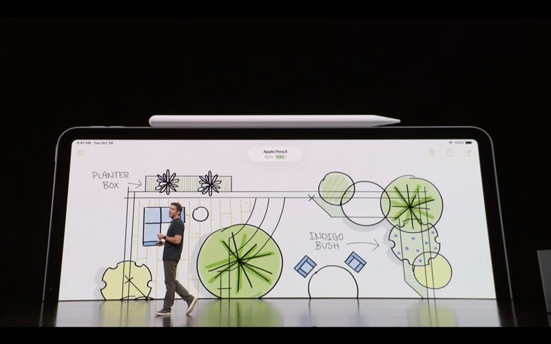 68ccfe804 Apple Announces New Magnetic Apple Pencil Featuring Tap Gestures and ...