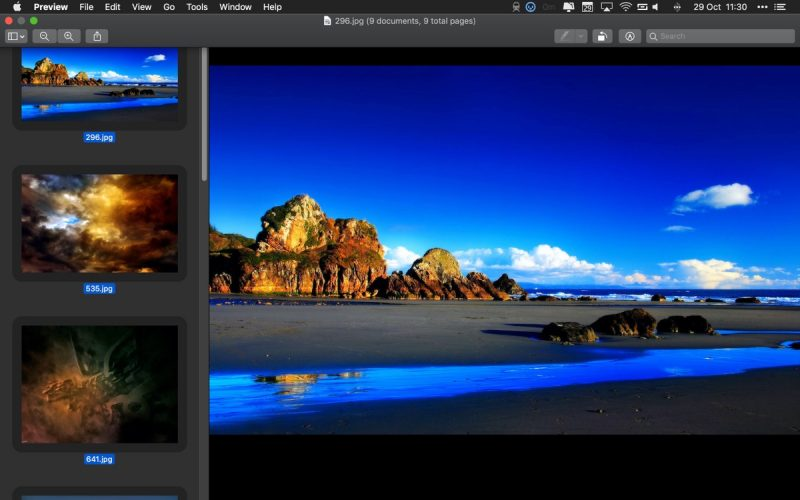 How to Batch Convert Images Using macOS Preview - MacRumors