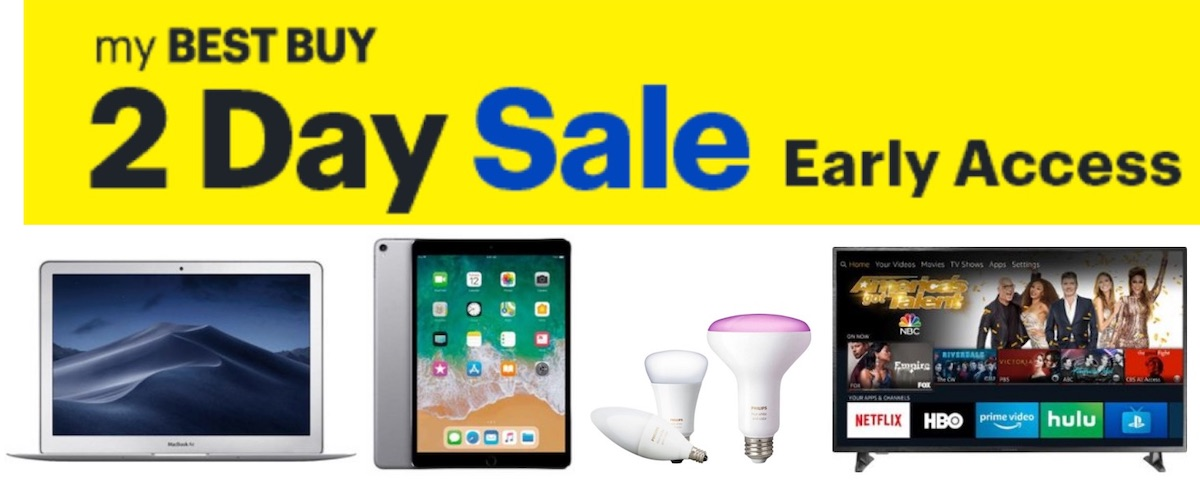 90feff2686dea Deals  eBay Debuts New 10% Off Sitewide Code and Best Buy Launches 2 ...