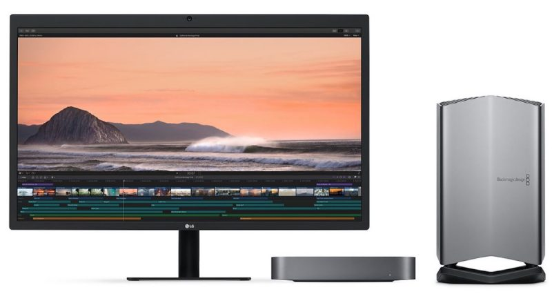 apple online store lists blackmagic egpu pro available late november for 1 199