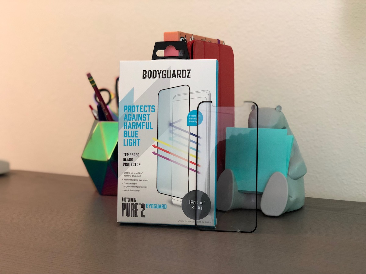 free shipping b21cd b9782 BodyGuardz Pure 2 EyeGuard Screen Protector Review - MacRumors