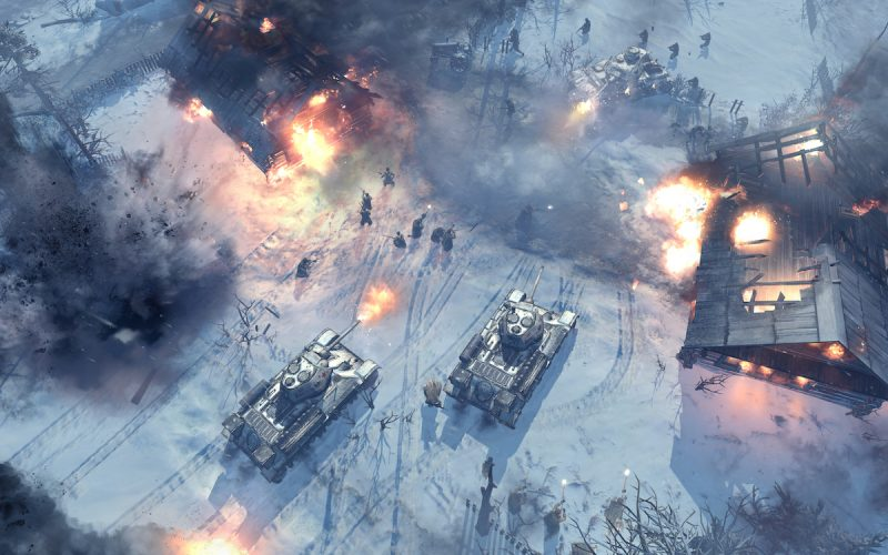 company of heroes 2 master collection now on the mac app store for 39 99