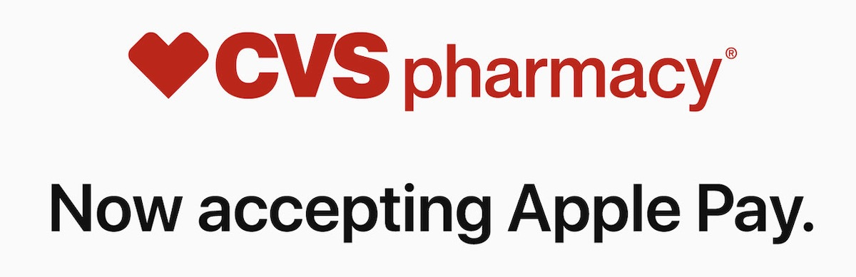 Cvs Pharmacy Now Accepting Apple Pay In Stores Macrumors