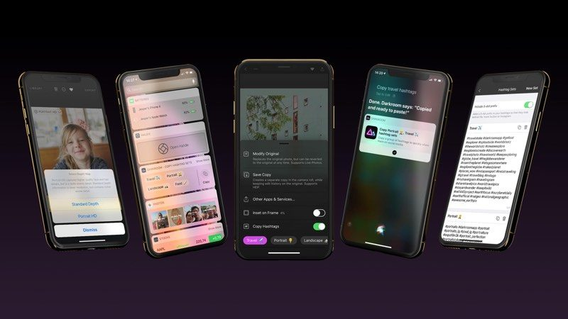 Photography App Darkroom Gains Support for iOS 12 and New