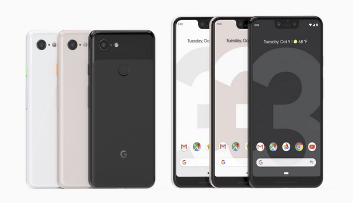 Presentation of new devices from Google 93