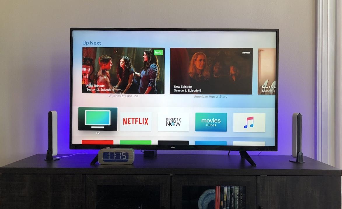 Philips Hue Play Behind Tv.Philips Hue Play Review Macrumors