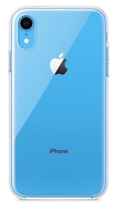 info for dba5b e86df Apple Planning to Launch New Clear Case for iPhone XR, Priced Around ...