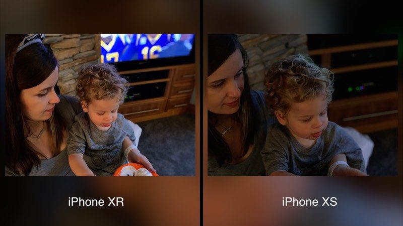 How to turn on portrait mode on iphone xr