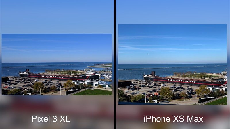 Google Pixel 3 XL vs  iPhone XS Max: Which Camera Reigns