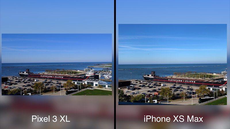 competitive price de199 ecabf Google Pixel 3 XL vs. iPhone XS Max: Which Camera Reigns Supreme ...