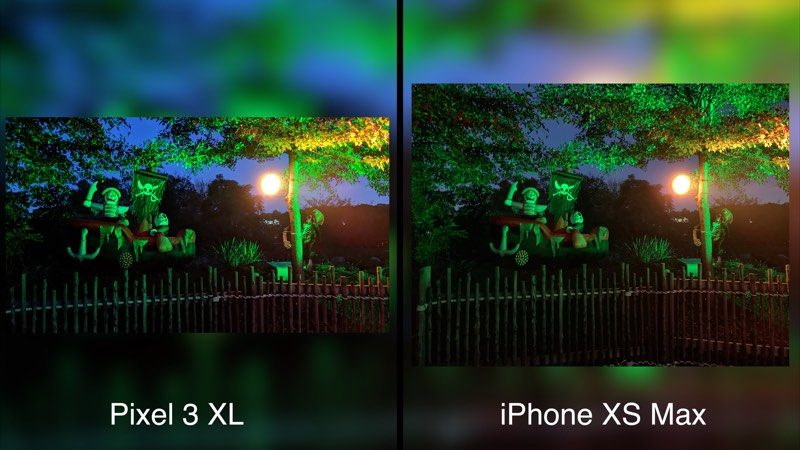 Google Pixel 3 XL vs. iPhone XS Max Which Camera Reigns
