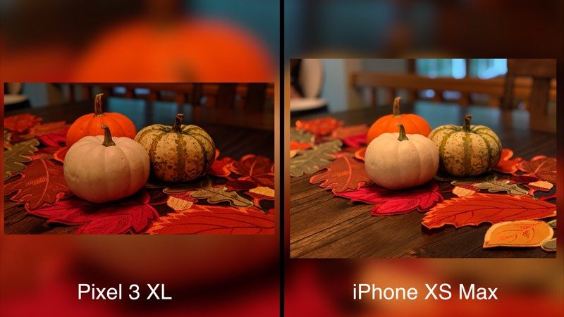 Google Pixel 3 Xl Vs Iphone Xs Max Which Camera Reigns