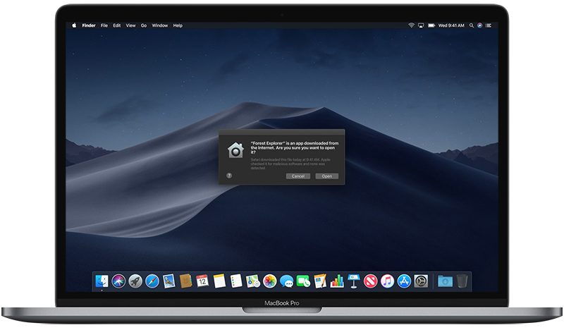 apple encourages developers to get their mac apps notarized