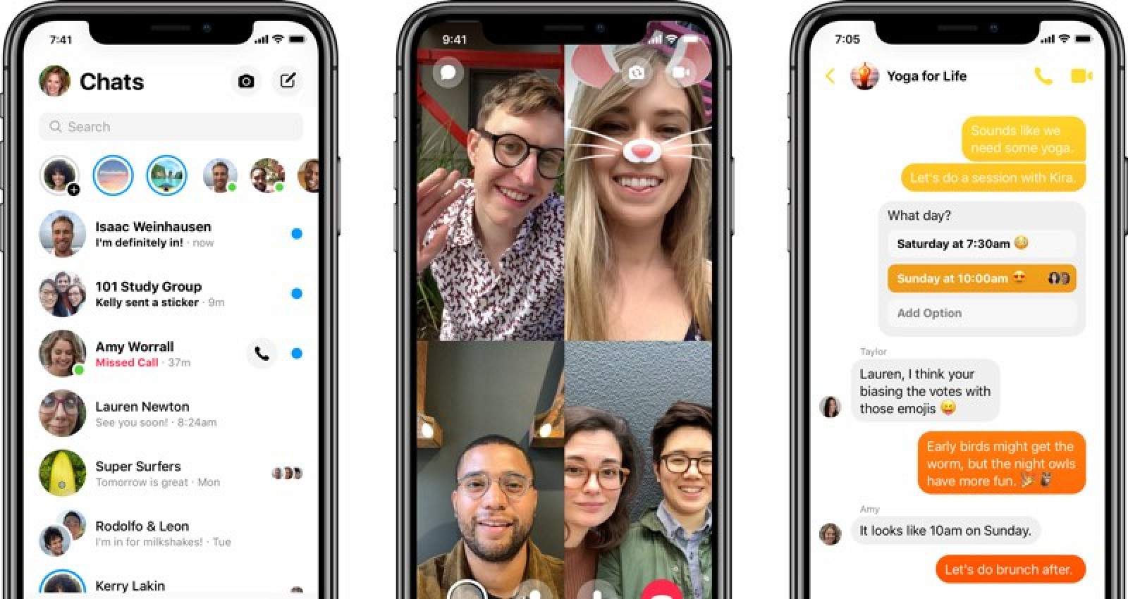 photo of Facebook Paid Contractors to Transcribe Messenger Voice Chats image