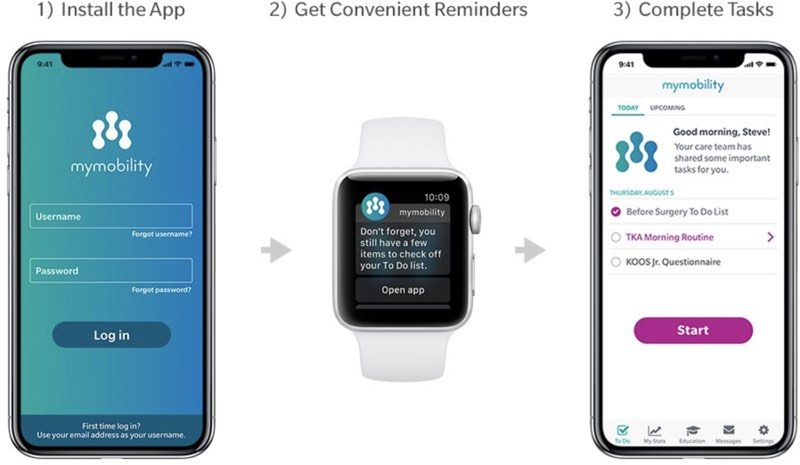 Apple Teams Up With Zimmer Biomet for Clinical Study on Joint