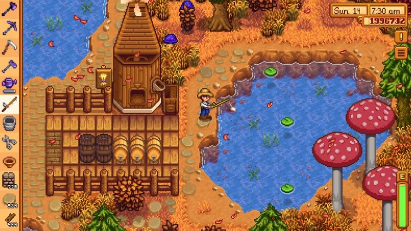 Stardew Valley for iOS Now Available Worldwide - MacRumors